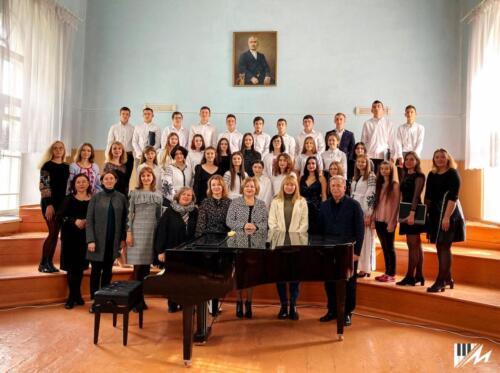 Міжнародному дню музики і Дню вчителя присвячується (01.10.2021)